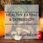 healthy eating and depression