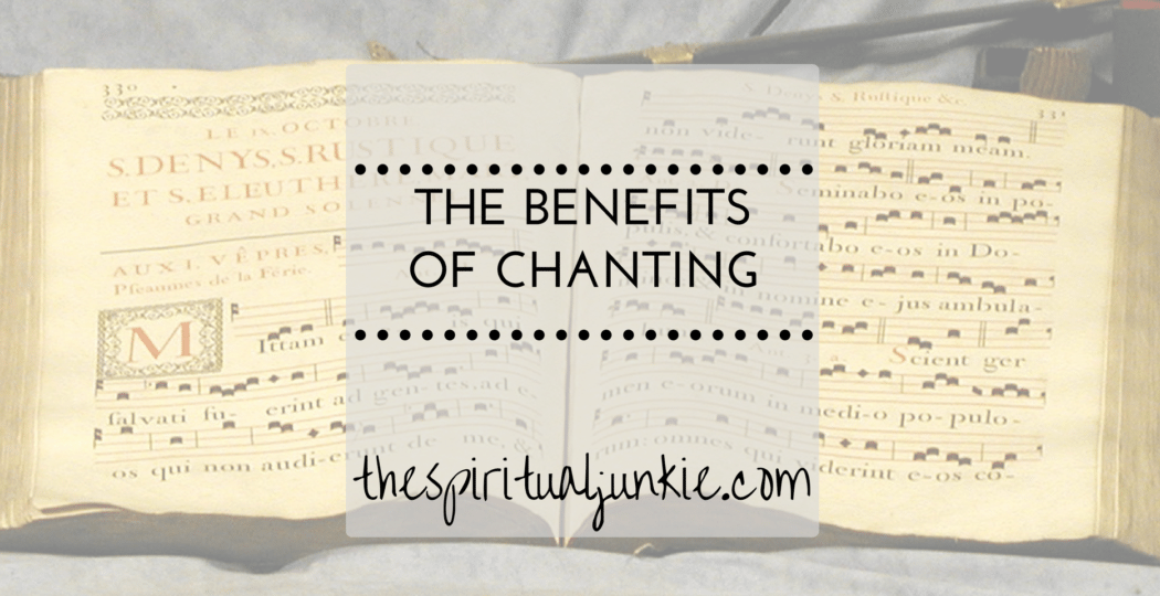 benefits of chanting