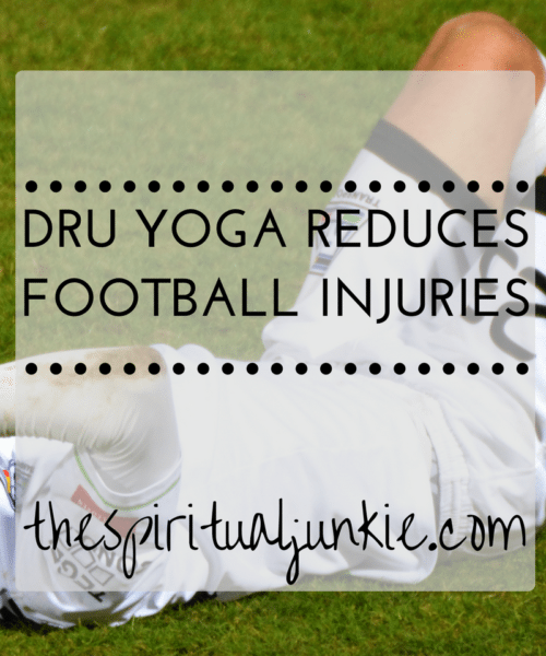 yoga reduces football injuries