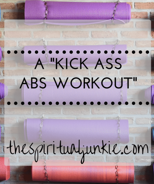 yoga abs workout