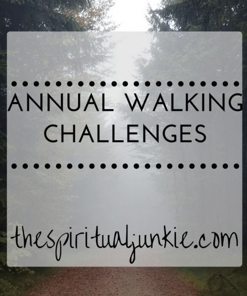 annual walking challenges