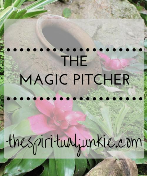 magic pitcher