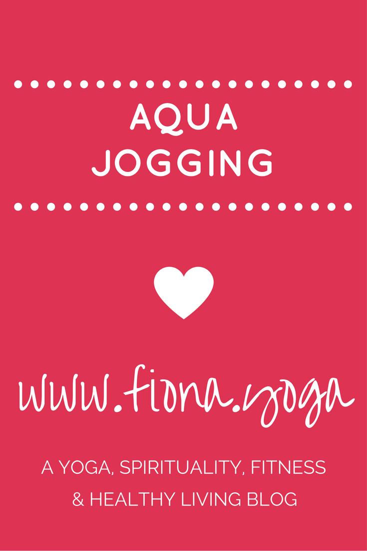 Aqua Jogging