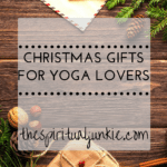 Christmas gifts for yoga lovers