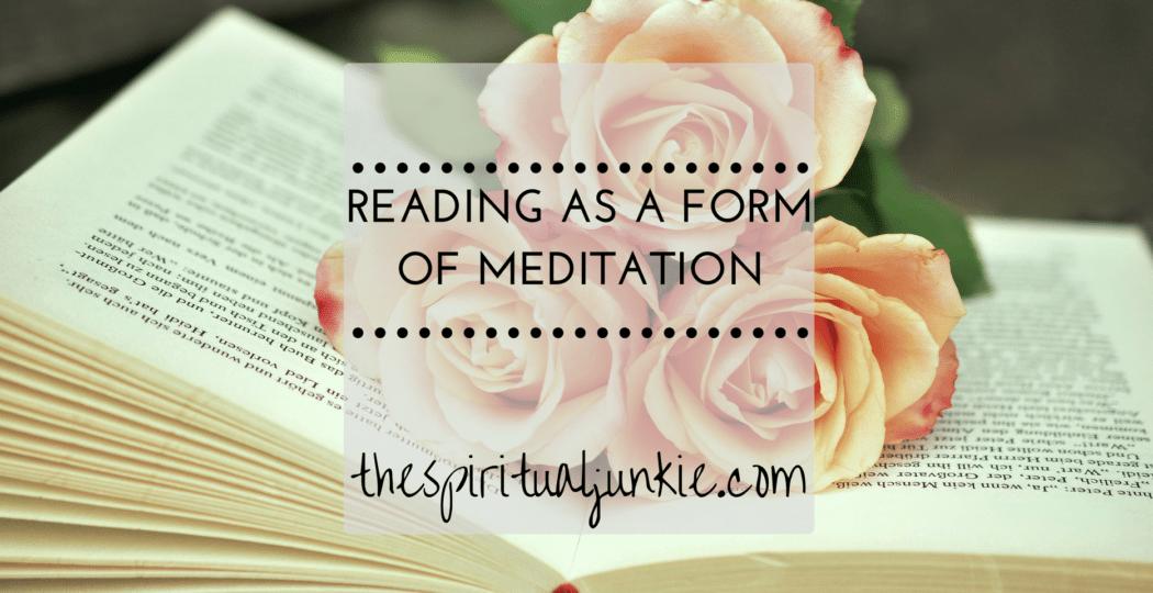reading meditation