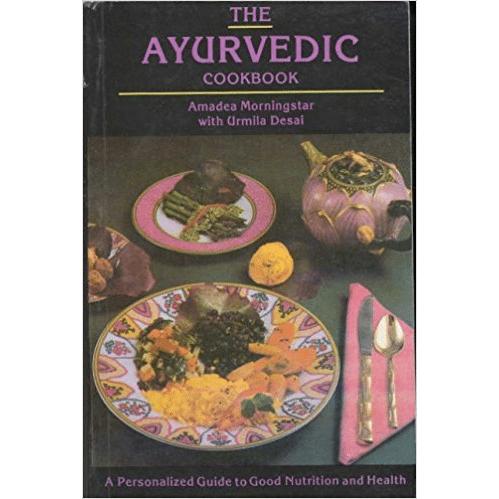 ayurvedic cookbook