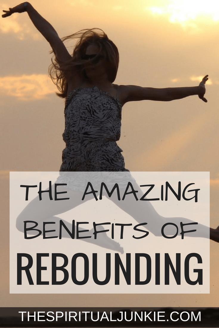 Benefits of rebounding.