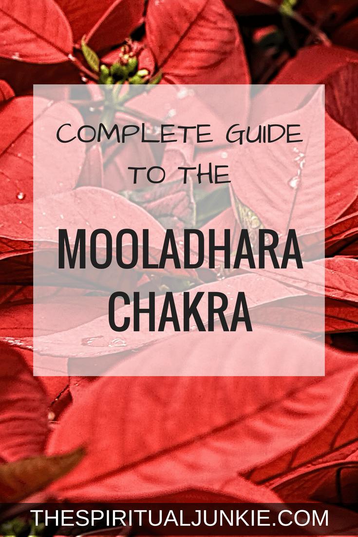 Mooladhara Chakra / Root Chakra