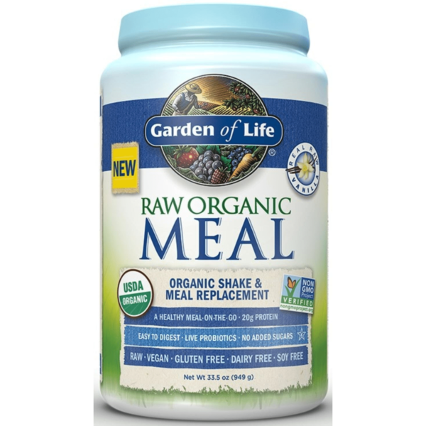 raw meal by garden of life