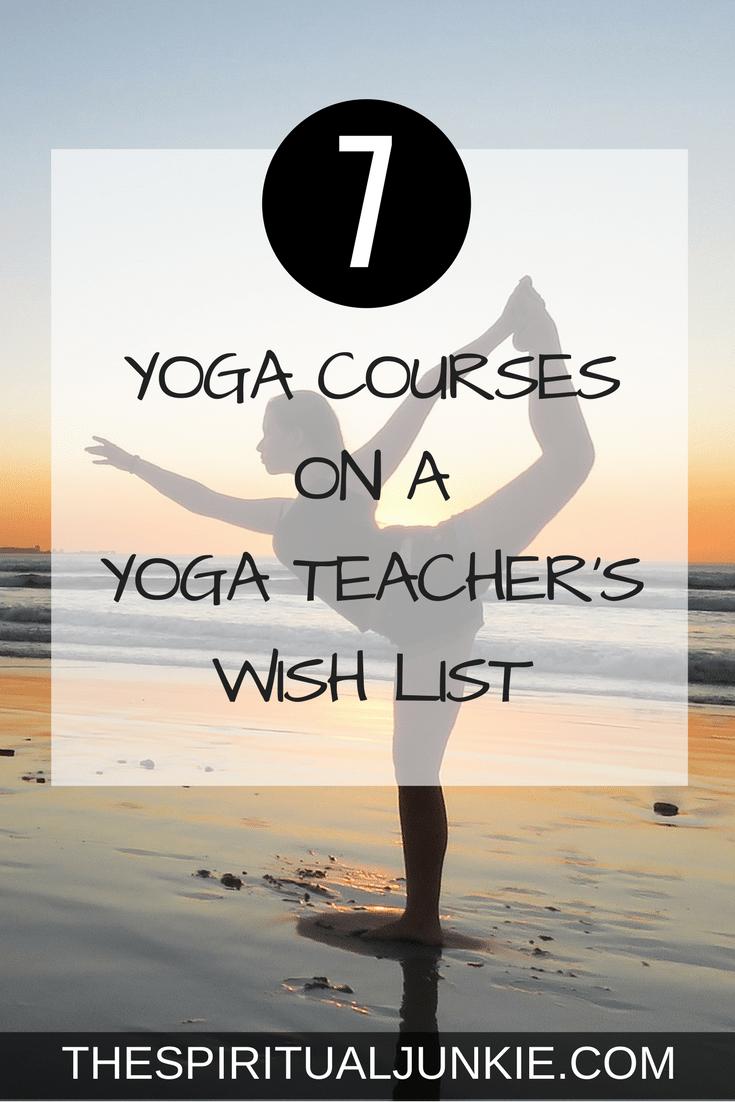 Yoga Courses