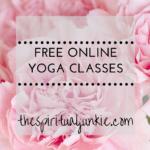 free online yoga classes